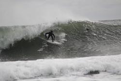 Big surf on 1/6/21, Linkys photo