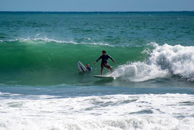 SURFE COM OS AMIGOS NA TAIBINHA, Tabinha