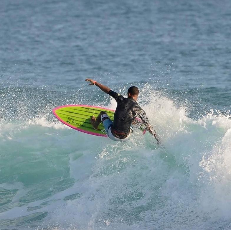 Cabarete surf break