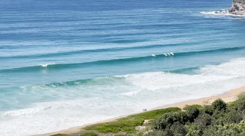 Bungan Beach Summer 2021