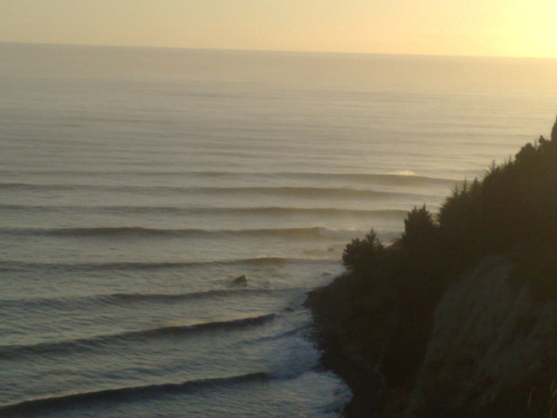 Port Robinson surf break