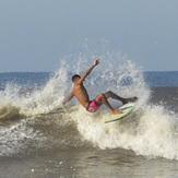 Surf playa novillero
