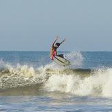 Novillero surf, Playa Novillero