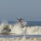 Surf Novillero, Playa Novillero