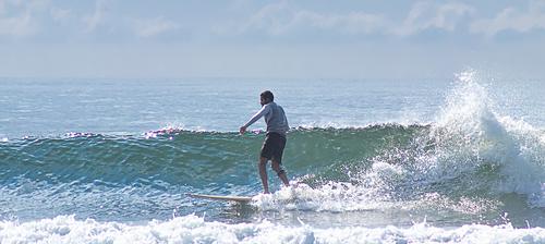 surf de verão, Itamambuca
