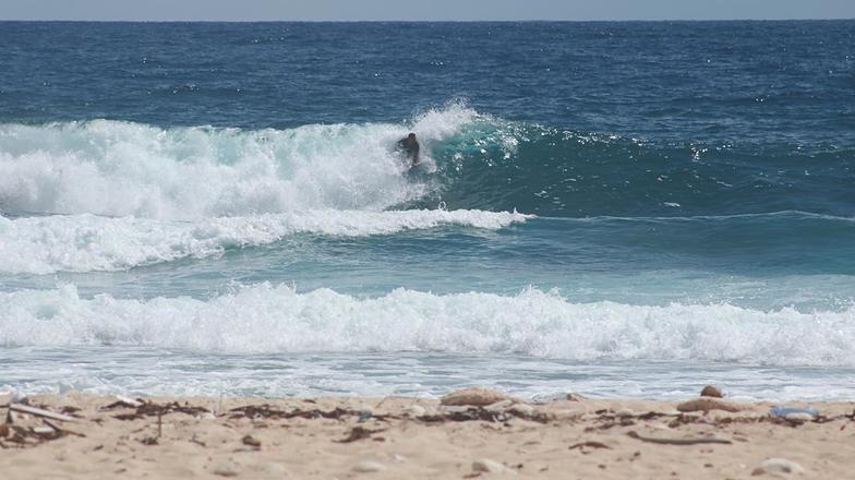 Urirama surf break
