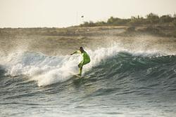 Surf Coach Valerio from Malta Surf School, Marleys photo