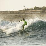 Surf Coach Valerio from Malta Surf School, Marleys