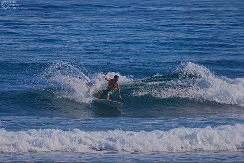 Average morning en Playa Encuentro