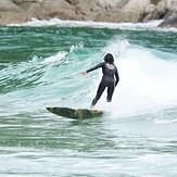 Naiharn Surfer, Nai Harn Beach
