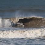 Invierno, Playa Mariano (Mar del Plata)