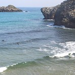Palombina-Los Frailes, Playa de Palombina