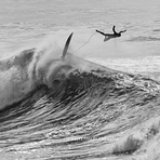 In the Air, Steamer Lane-Middle Peak