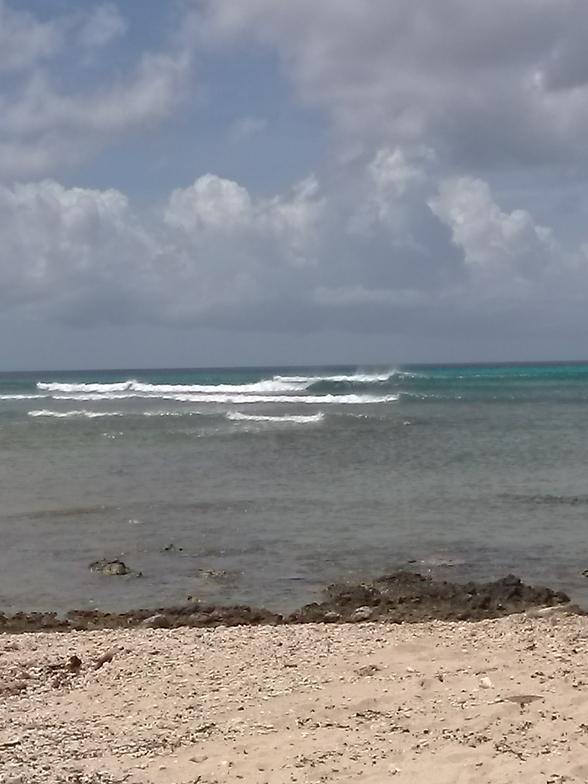 Arashi Bay Reef break guide