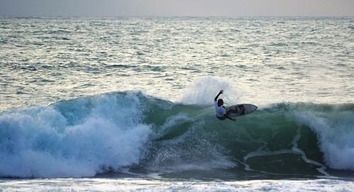 Invierno 2020, Playa El Palmar