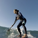 SUP Surf, San Onofre