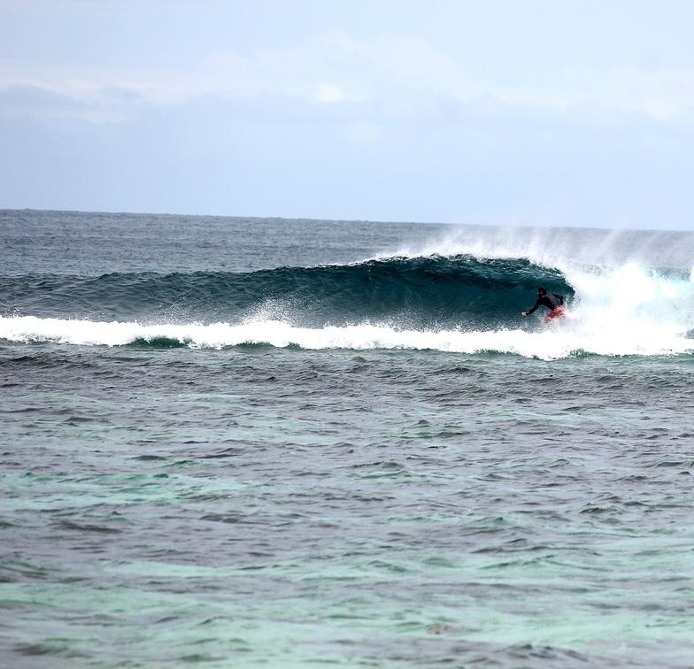 Anse Bougainville break guide