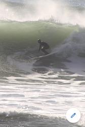 Noviembre, Playa de la Barrosa photo