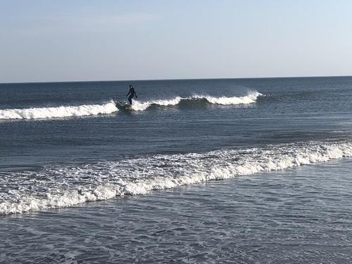 April 2021 Limited Surf Afternoon, Wildwood Crest