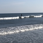 April 2021 Limited Surf Afternoon, Wildwood Crest
