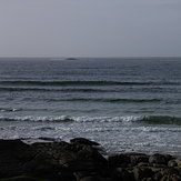 low tide behind the cliff, Carrickfinn