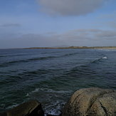 nothing amazing but surfable, Carrickfinn