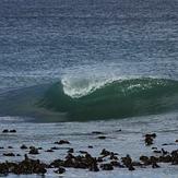 an empty, Kalk Bay Reef