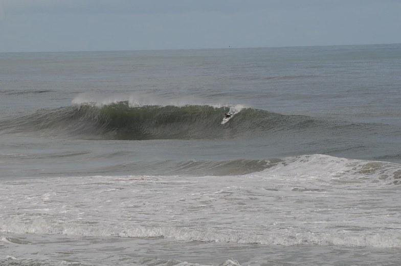 Back Beach Barrels