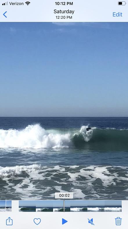 late drop, Ben Weston (Catalina Island)