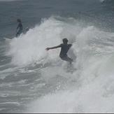 Surfer: Oscar Berckemeyer, La Isla