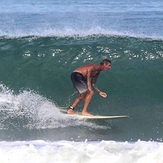 Going left at the rivermouth, Tamarindo