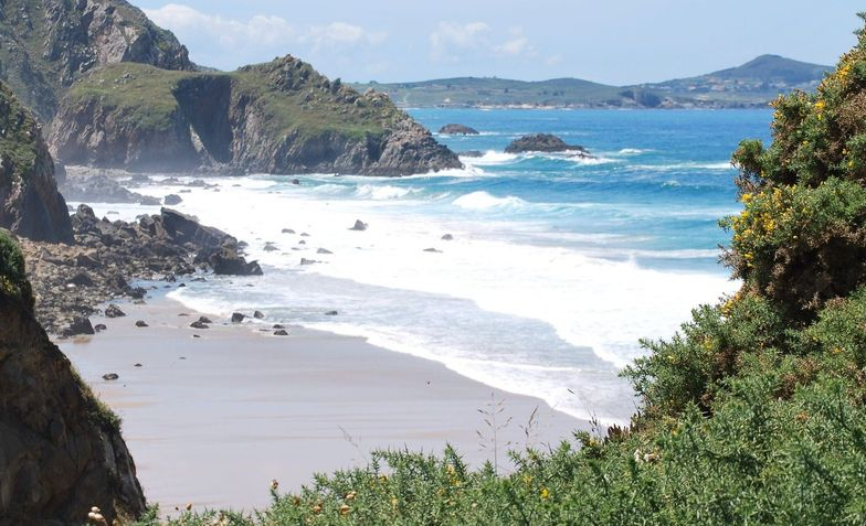 Playa de Campelo break guide