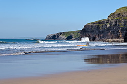 Ideal for surfing, Ballybunion photo