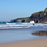 Ideal for surfing, Ballybunion