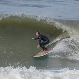 Boas ondas!, Praia do Tombo