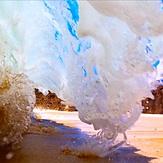 Sand barrel, Big Beach