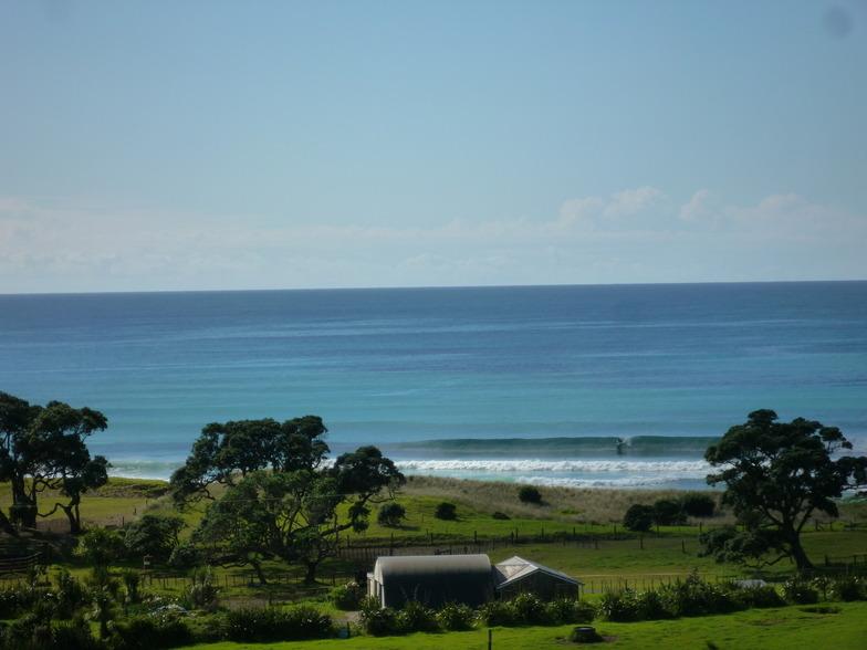Elliot Bay surf break