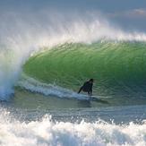 Kevin Cirincione - Ponquogue Beach, Ponquogue The Bowl