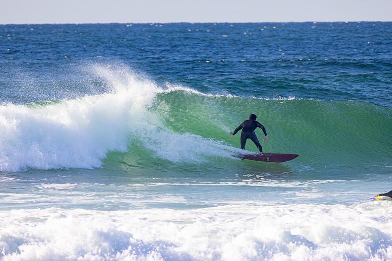 Dan Pavone - Ponquogue Beach, Ponquogue The Bowl