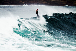 North Maroubra sets, Maroubra Beach photo