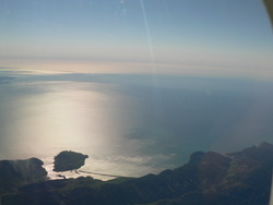 From 20,000 Feet, Cable Bay photo