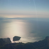 From 20,000 Feet, Cable Bay