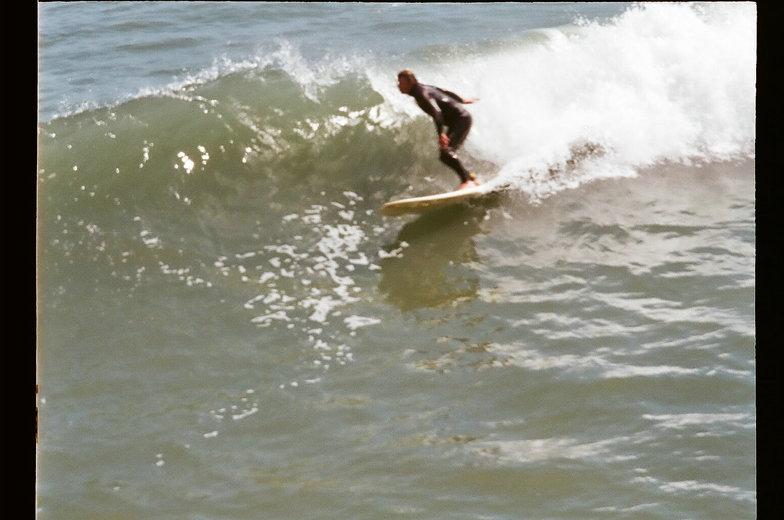 Jax Beach Pier surf break