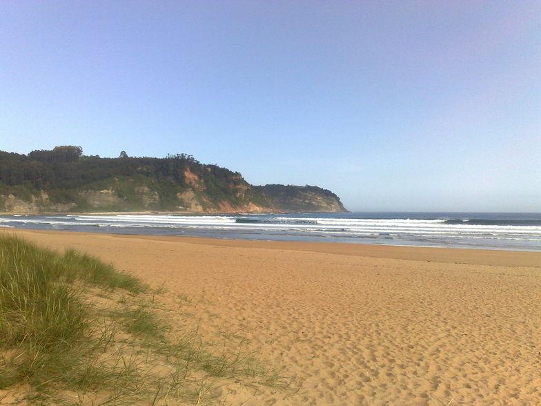 Rodiles - Main Beach surf break