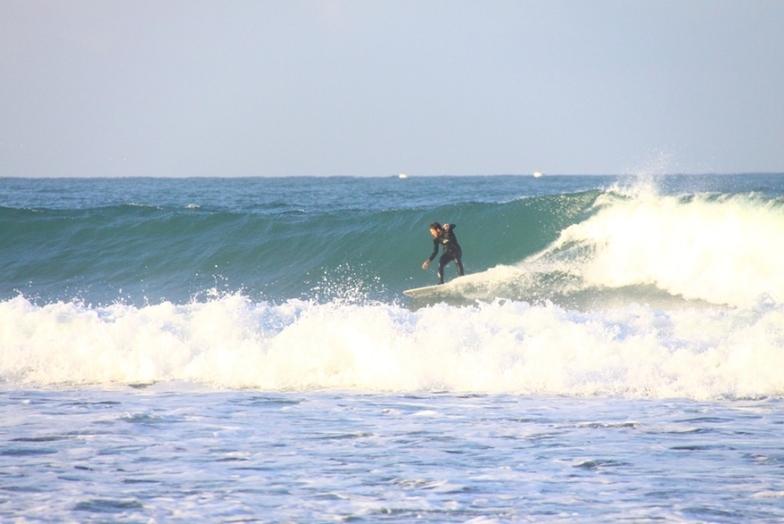 Jonas Beach or Jieh beach break guide
