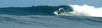 Wilkes Pass surf break