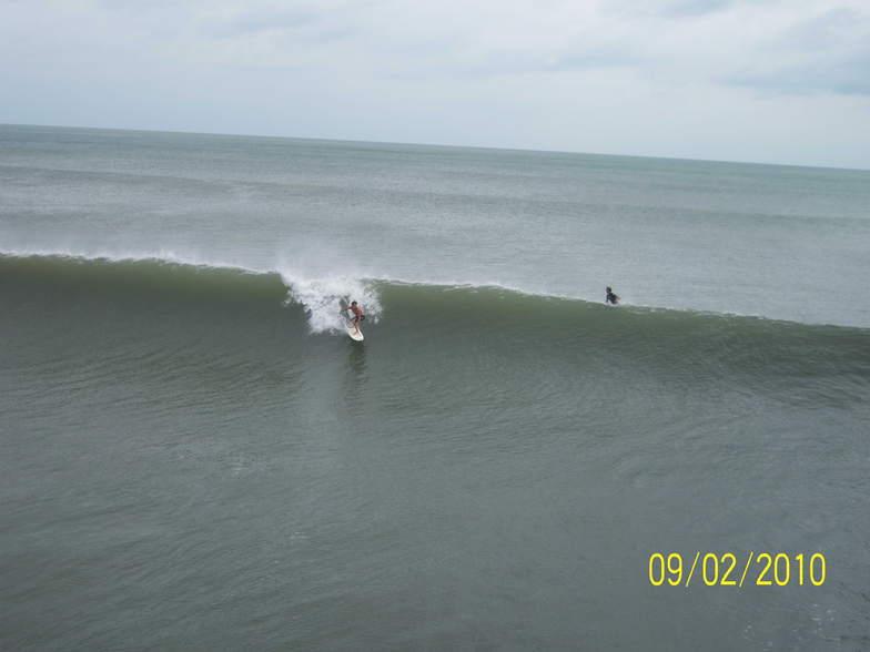 Shane Upchurch dropping in., Long Beach