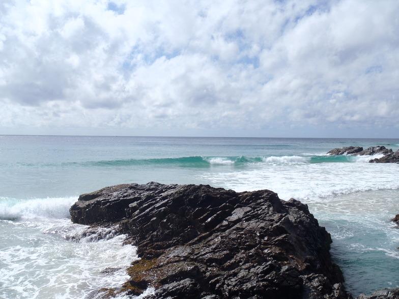 Double Island Point - North Coast surf break