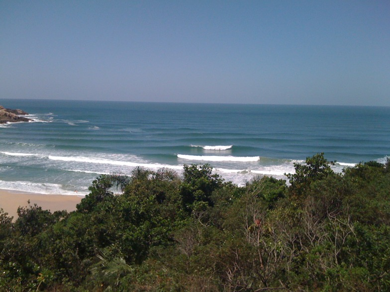 Rosa surf break