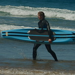 Surfing at Wye River